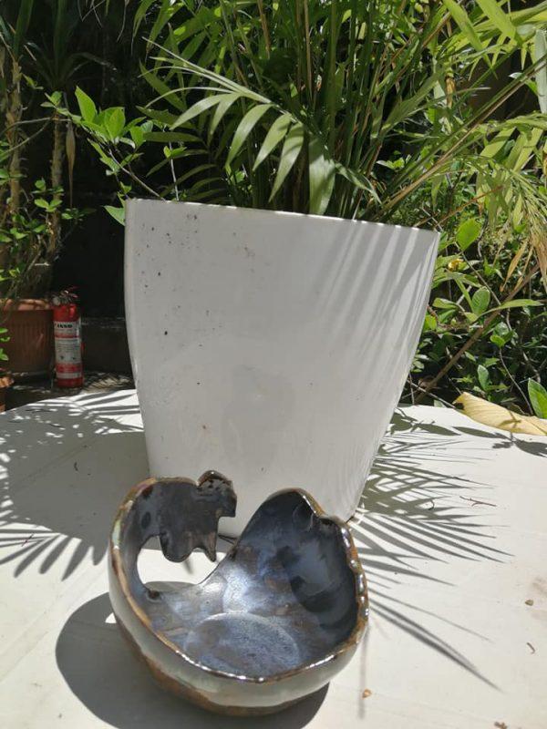 closca ceramica